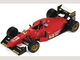 IXSF22 FERRARI 412 T1B #28 GERMANGP 1:43