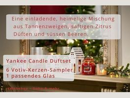 Yankee Candle Welcome Christmas Duft Set