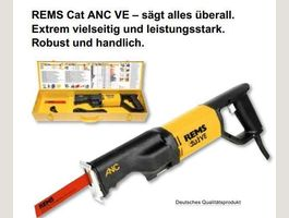 EMS CAT ANC VE Set El-Säbelsäge-Set