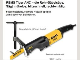 REMS Tiger ANC Set