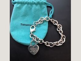 Tiffany 925 Silberarmband ORIGINAL