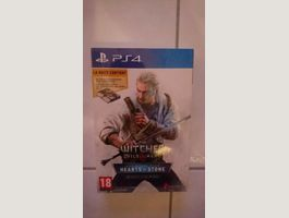 The Witcher 3 hearts of Stone Neuf PS4
