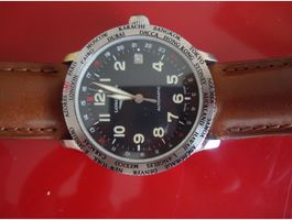 LONGINES AUTOMATIC HOMME WORLD TIMER