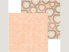 Scrapbooking Papier-Only You-Forever