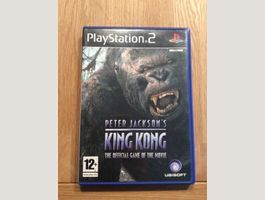 Peter Jacksons King Kong für PS2
