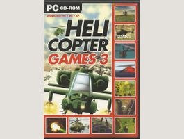Helicopter Games 3 (PC, 2003, DVD-Box)