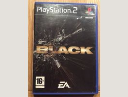 Black für Sony PlayStation 2