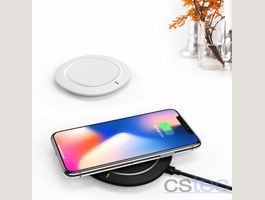 USAMS QI Wireless Charger - Weiss