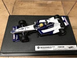 Hot Wheels Williams F1 FW23 R Schumacher