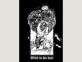 WIND IN HIS HAIR - Forest Man T-Shirt