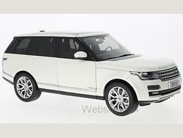 Range Rover, metallic-weiss, GTA Edition