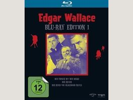 Edgar Wallace Edition 1 (3 Blu-Rays)