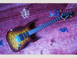 guitare Washburn XSeries new with bag