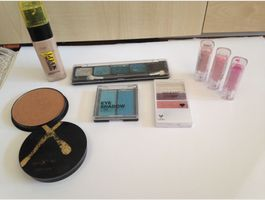 Make-up set H&M, claire's,l'Oréal
