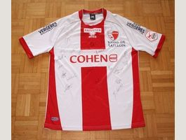 Maillot FC Sion 2015, taille L- signé