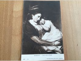 Romney - Lady with a child