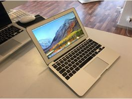 MacBook Air 11.Zoll-i5