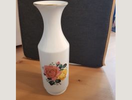 KPM Vase Blumen Decor