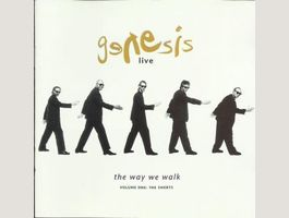 Genesis Live We Walk The Shorts