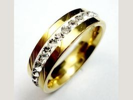 Edler PRINCESS-RING *gold*