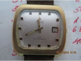 Certina Automatic, Town & Country Stahl