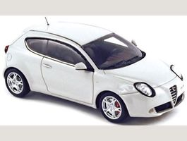 PM0024 Alfa Romeo Mito 2008 withe 1:43