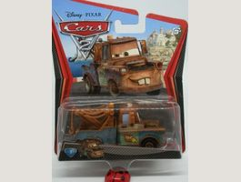 Race Team Mater Cars 2 / Disney Pixar