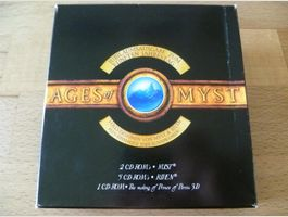 Ages of Myst - Mac-Game