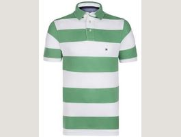 TOP*TOMMY HILFIGER POLO Finley green XXL