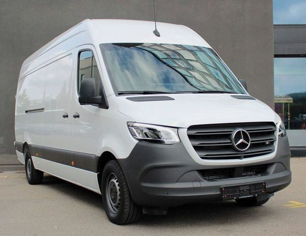 Mercedes-Benz Sprinter 316 CDI Lang