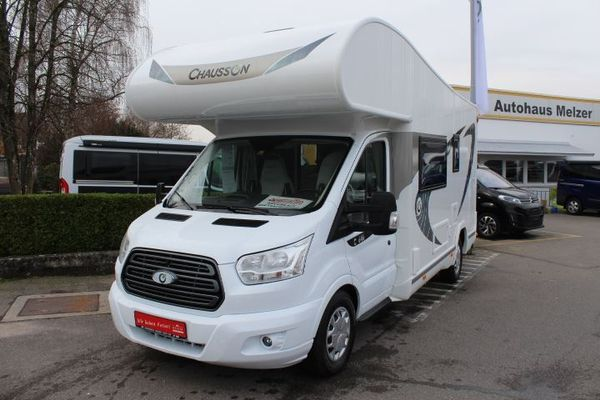 Chausson  C646 Flash Ford 170PS