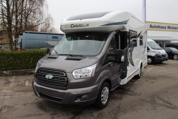 Chausson  630 Premium Welcome Ford 170PS