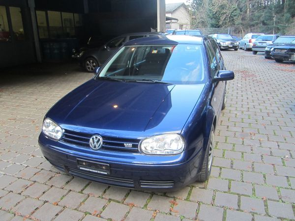 VW Golf 2.3 Highline