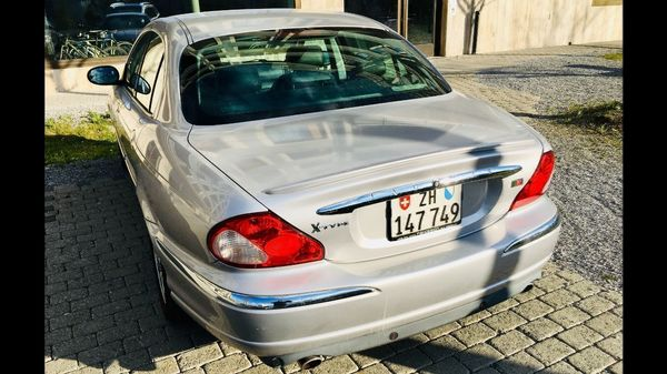 Jaguar X-Type 2.5 V6 Traction4 Sport