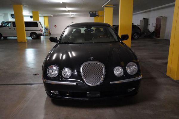 Jaguar S-Type 3.0 V6 Executive