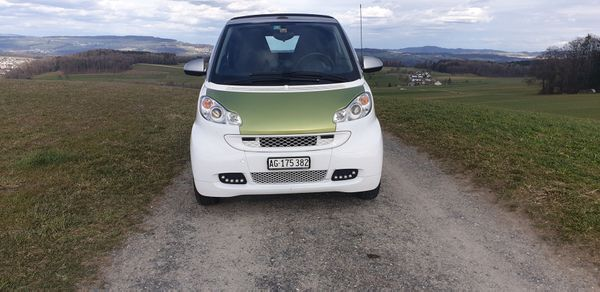 Smart Fortwo pearlgrey softouch
