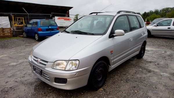 Mitsubishi Space Star 1.8 GLX Eleg.