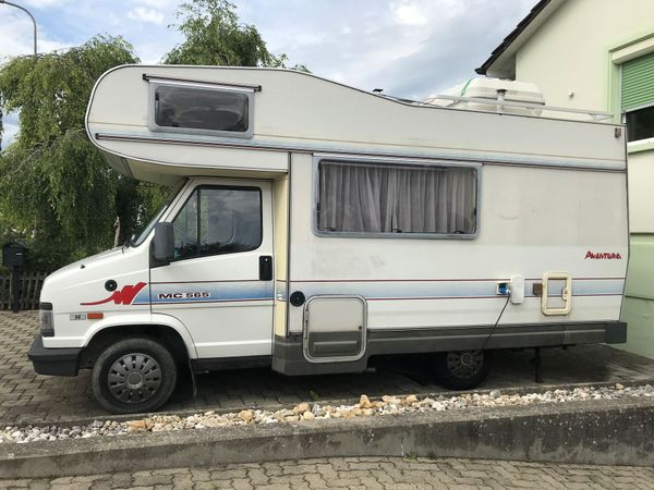 Fiat Ducato Turbo D