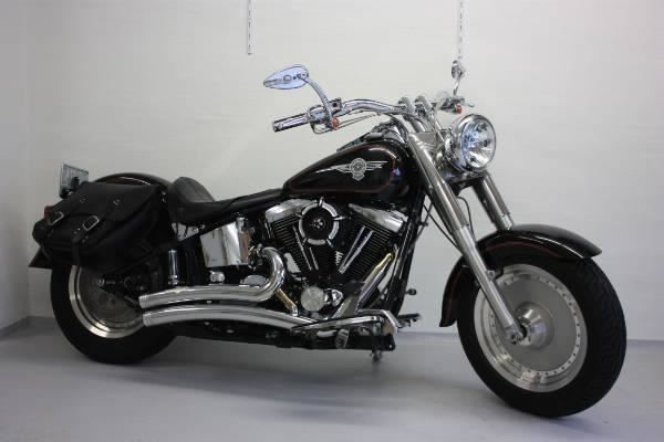 Harley-Davidson Softail FLSTF Fat Boy