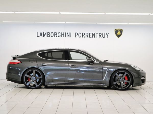 porsche panamera turbo s 4 8 pdk in porrentruy kaufen bei. Black Bedroom Furniture Sets. Home Design Ideas