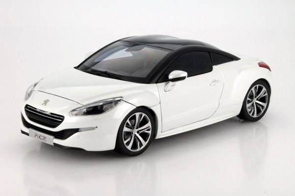 peugeot rcz weiss 2010 1 18 norev in suhr kaufen bei. Black Bedroom Furniture Sets. Home Design Ideas