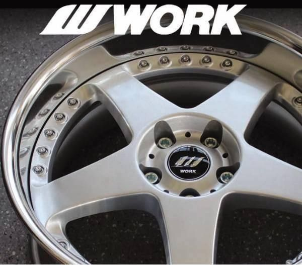 "Work VSZF 18"" 5x112/110 Audi VW Mercedes"