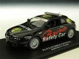 Alfa Romeo Brera 2005-2010 Safety Car - 14.02.2018 18:45:00 - 1