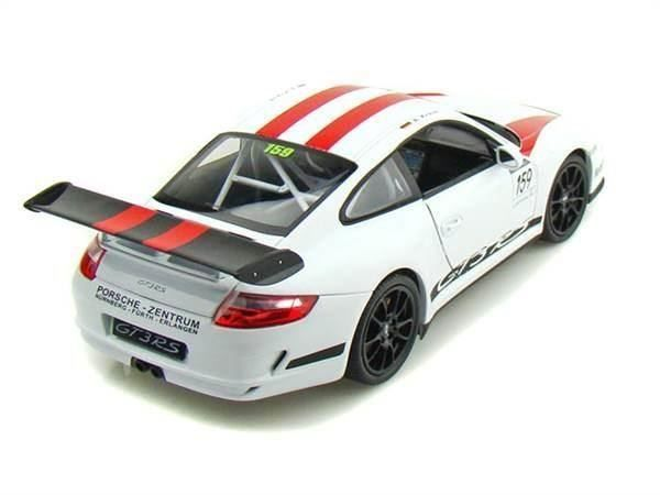 porsche 911 gt3 rs weiss rot 159 1 18 in suhr kaufen bei. Black Bedroom Furniture Sets. Home Design Ideas