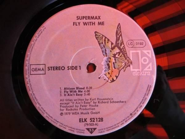 Supermax -- Fly with me - 21.07.2013 18:48:00 - 2