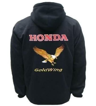 honda goldwing hoodie kapuzenjacke in bad bederkesa kaufen. Black Bedroom Furniture Sets. Home Design Ideas