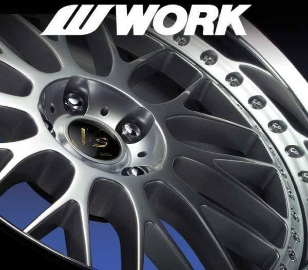 "WORK VS-XX 20"" 5x112 Mercedes Audi VW"