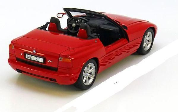 bmw z1 1988 rot 1 18 minichamps in suhr kaufen bei. Black Bedroom Furniture Sets. Home Design Ideas