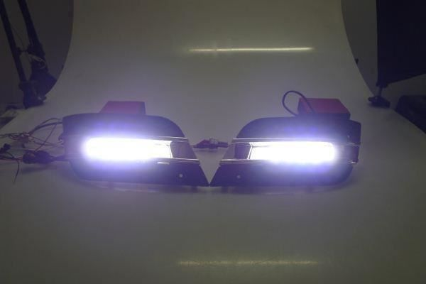 Mercedes Ml 2010-2012 leds