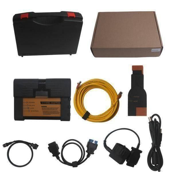 BMW ICOM A2+B+C Diagnose System